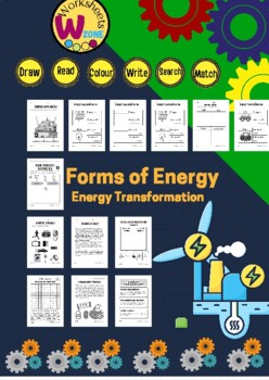 potential and kinetic energy energy forms and transformation