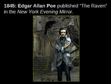 power point Poe's The Raven