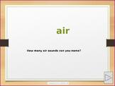 powerpoint alternative spellings of air