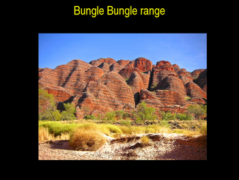 powerpoint of pictures of famous Australian landmarks