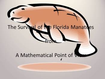 The Survival of the Florida Manatee
