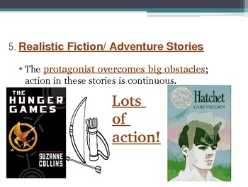 ppt Introduction to Literature Genres