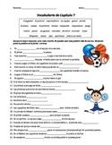 practica con el vocab - los deportes