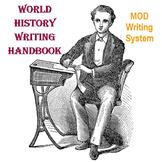 World History Writing Handbook (MOD Writing System)