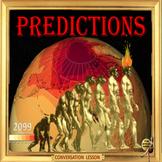 predictions – ESL adult and kid conversation