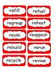 prefix re- cards