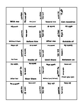 prepositional pronoun puzzle