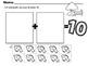 preschool and kindergarten number practice pack  6-10