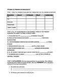 present subjunctive spanish quizzes