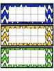 primary color ten frames