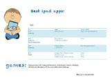 primary iPad apps