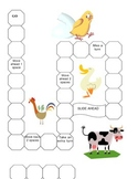 printable 2 page game board