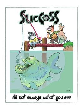 printable success poster