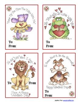 printable valentines for valentine's day