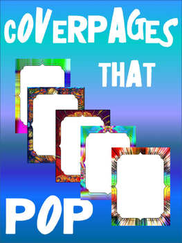product cover pages