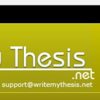 professional thesis writers services