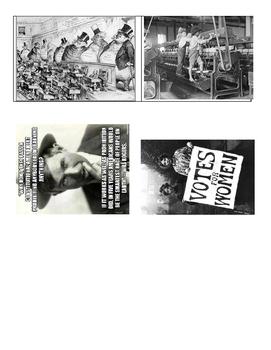 progressivism card sort
