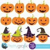 pumpkin jack o lantern clipart, commercial use, vector graphics - CL553