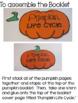 Pumpkin Activities: Pumpkin Life cycle Activity