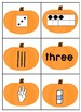 pumpkins number match