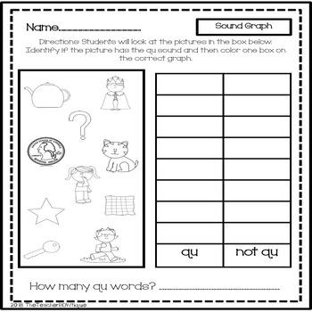qu Word Work Packet