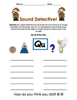 qu sound - write the room