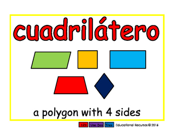quadrilateral/cuadrilatero geom 2-way blue/rojo