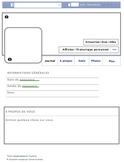questionnaire page Facebook