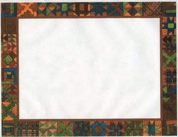 quilt clip art border-color