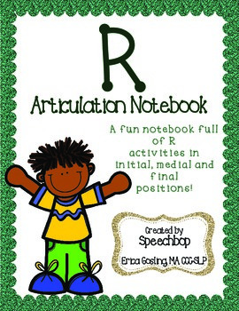 /r/ Articulation Notebook!