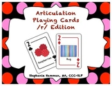 R Articulation Playing Cards