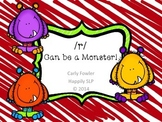 /r/ Can be a Monster (Freebie)