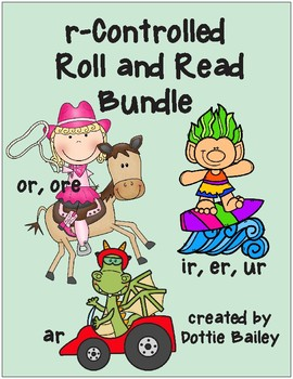 r-Controlled Roll and Read Bundle