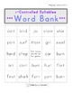 r-Controlled Syllable BINGO Literacy Center Activity/Game