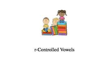 r-Controlled Vowels ActiveInspire flipchart