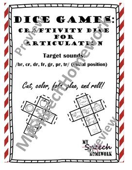 /r/ blends Articulation Dice Craft bundle