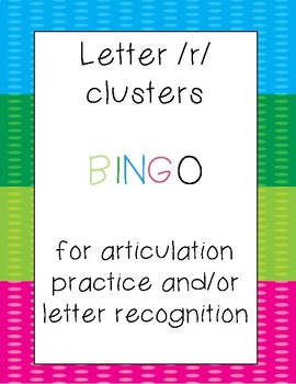 r clusters BINGO