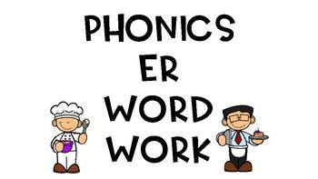 r controlled phonics