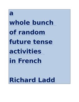 random future activities FRN