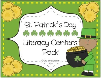 [[*]] St. Patrick's Day Fun Pack [[*]]