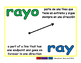 ray/rayo geom 1-way blue/verde
