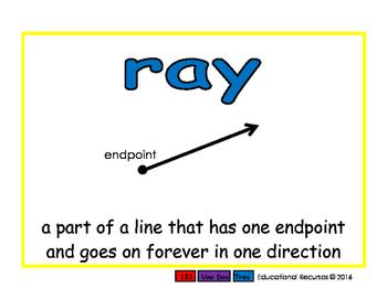 ray/rayo geom 2-way blue/rojo