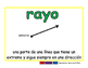 ray/rayo geom 2-way blue/verde