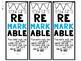reMARKable Bookmarks!