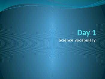 reach Unit 5 Week 3 Vocabulary Presentation