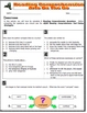 "reading Comprehension practice/test prep with CPS quiz ""Arlo"""