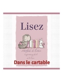 French reading book (in the bag)