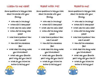 reading bookmarks - differentiated (fictional text)