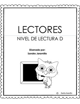reading levels-lectura por nivel