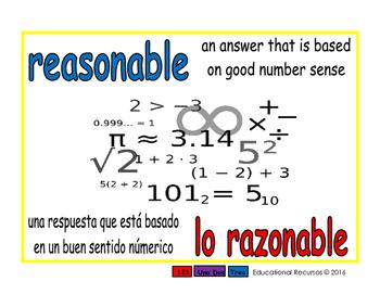reasonable/lo razonable prim 1-way blue/rojo